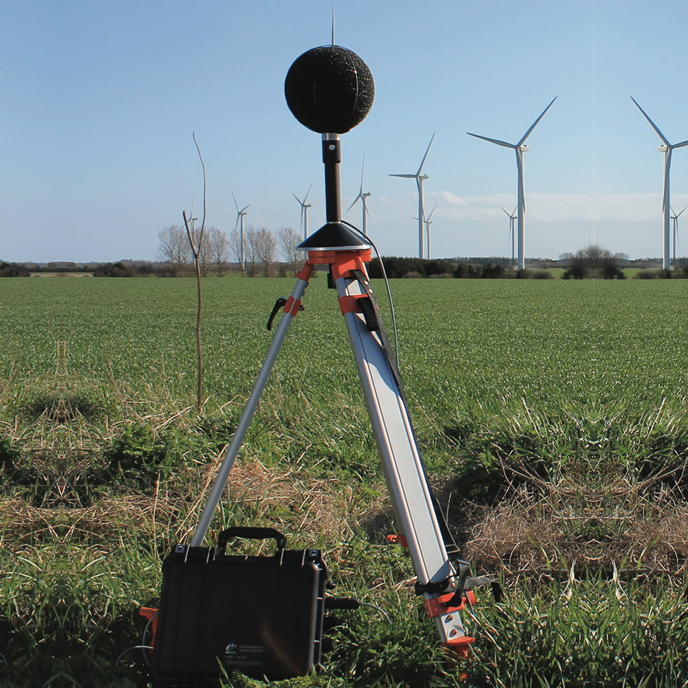Invictus Noise Monitoring System