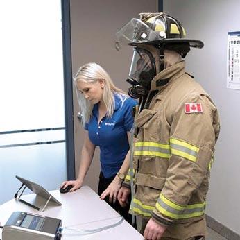 Respirator Fit Tester