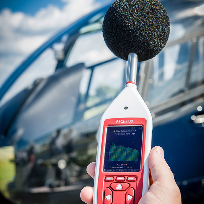 Noise, Sound & Vibration Monitors