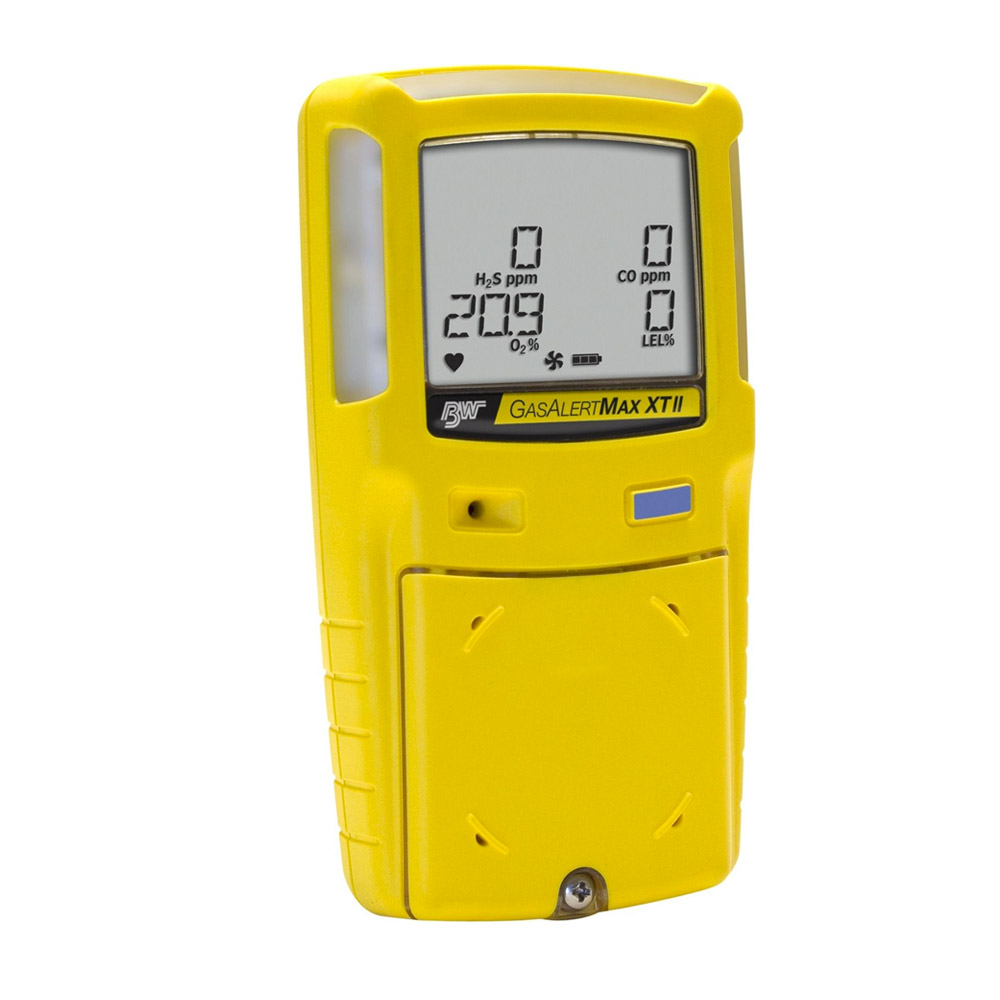 Portable Gas Monitoring