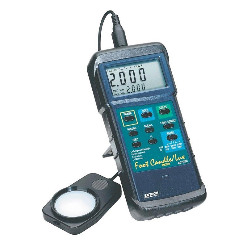 Heavy Duty Light Meter