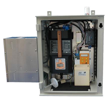 Jerome 451 Mercury Monitoring System