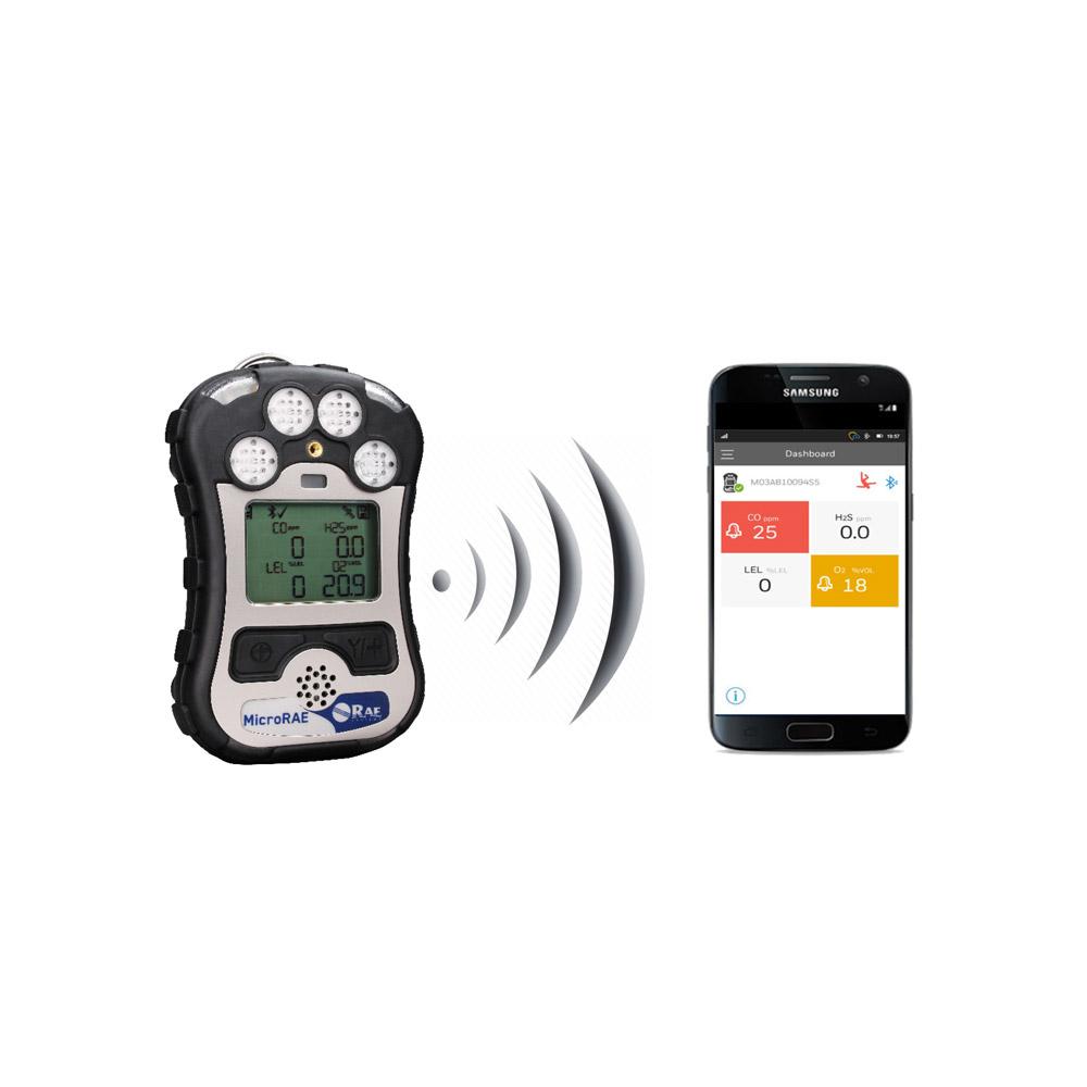 MicroRAE Wireless Diffusion Detector