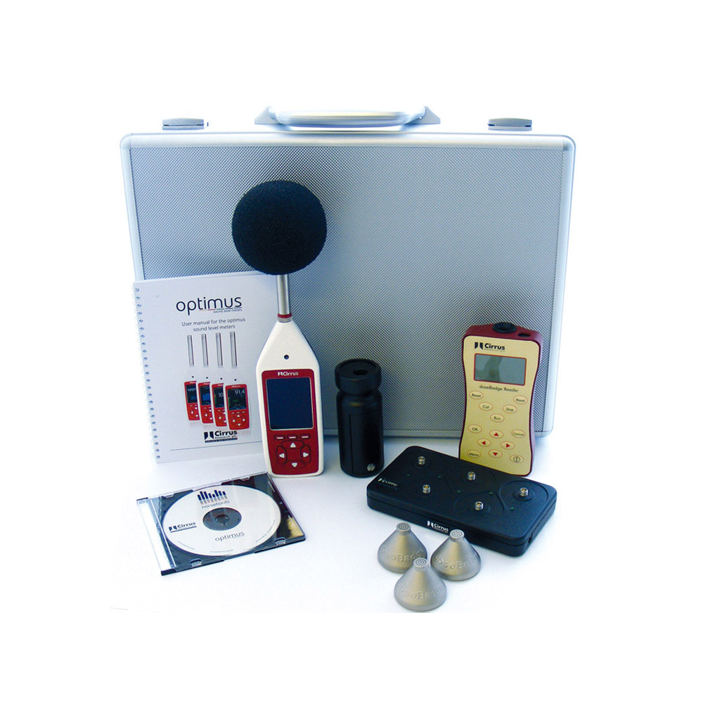 Safety Officer Noise Kit