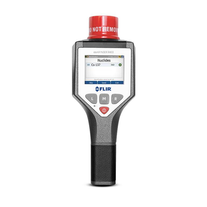 identiFINDER R400 - Ionising Radiation Detector
